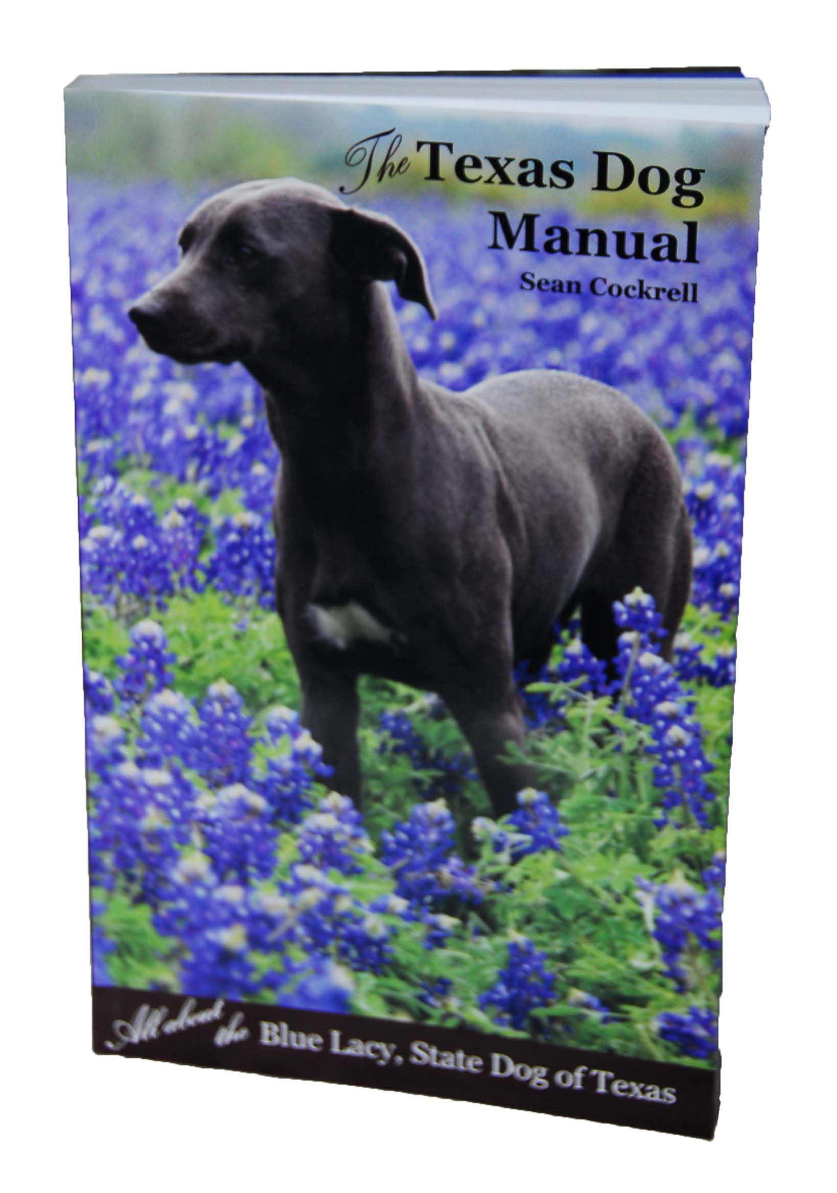 the Texas Dog Manual all about the Blue Lacy, State Dog of Texas